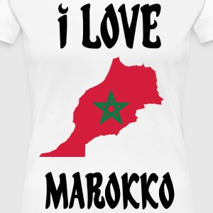 MOROCCO COLLECTION - Frauen Premium T-Shirt