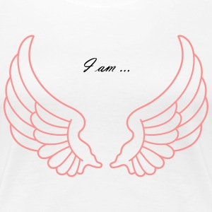 I am ... - Women's Premium T-Shirt