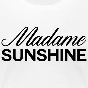 Mrs. sunshine - Women's Premium T-Shirt
