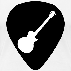 guitar pick les paul - Women's Premium T-Shirt