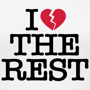 I hate the rest - Women's Premium T-Shirt