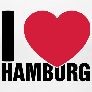 I love Hamburg - Women's Premium T-Shirt