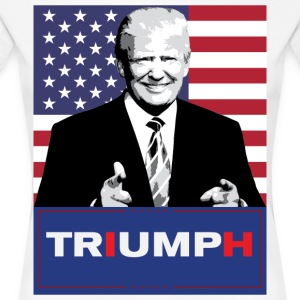 Trump shirt - Premium T-skjorte for kvinner