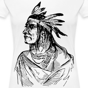 Indian - Women's Premium T-Shirt