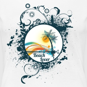 Beach Lover - Women's Premium T-Shirt