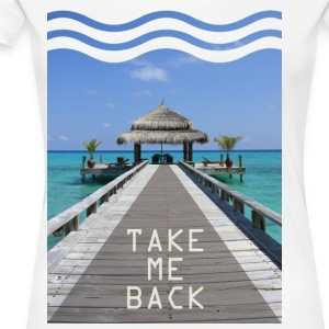 Take me back - Women's Premium T-Shirt