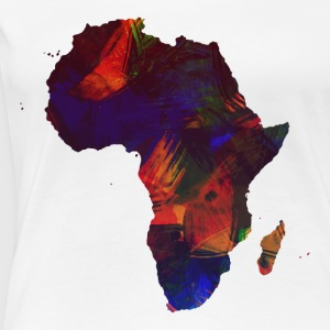 BEAUTIFUL AFRICA COLLECTION - Women's Premium T-Shirt