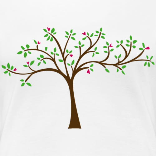 Hearttree - Frauen Premium T-Shirt