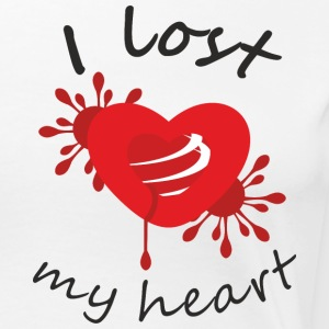 I lost my heart - Women's Premium T-Shirt