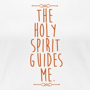 Holy Spirit - Women's Premium T-Shirt