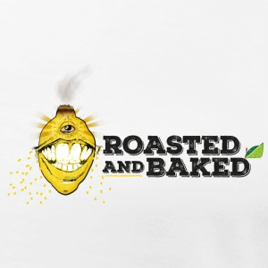 ROASTED AND BAKED LEMON - Women's Premium T-Shirt