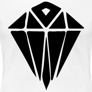 black diamond - Women's Premium T-Shirt