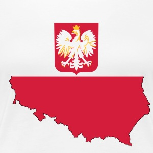 Poland - Women's Premium T-Shirt