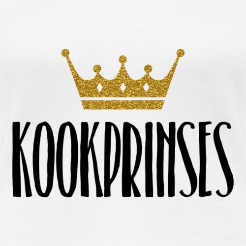Kookprinses - Vrouwen Premium T-shirt