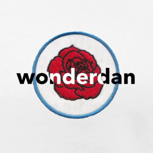 Wonderdan Rose - Camiseta premium mujer