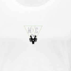MCTees New Logo - Women's Premium T-Shirt