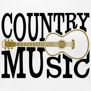 Country music - Women's Premium T-Shirt