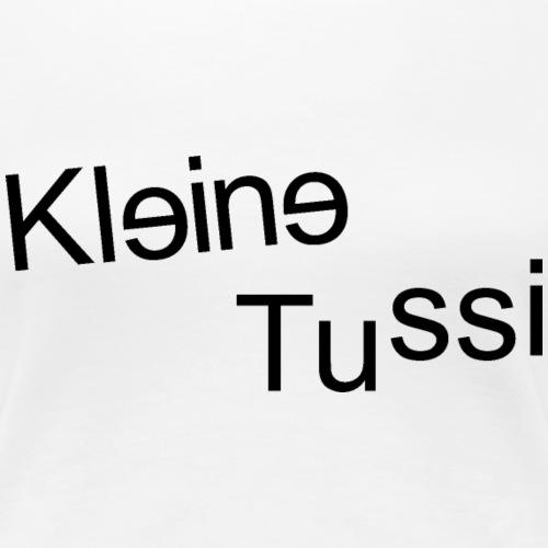 Kleine Tussi - 02 - Frauen Premium T-Shirt