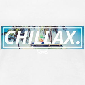 CHILLAX - L'juicy - Frauen Premium T-Shirt