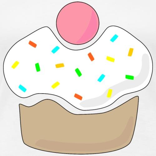 Cupcake - Frauen Premium T-Shirt
