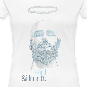 "Herbalist - ""High & Illuminated"" - Women's Premium T-Shirt"