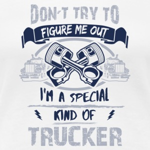 Trucker - Frauen Premium T-Shirt