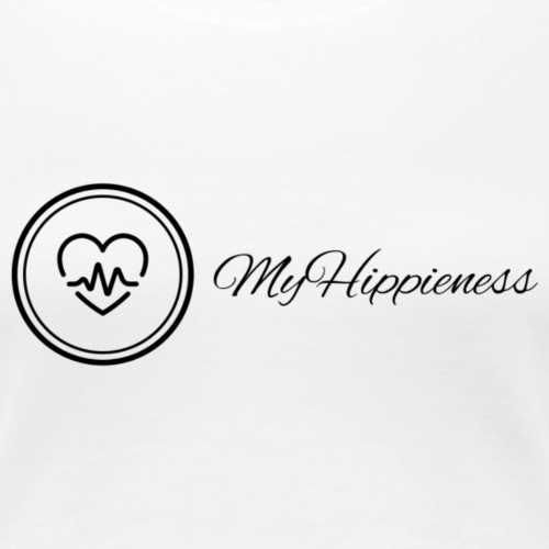 MyHippieness Logo - Frauen Premium T-Shirt