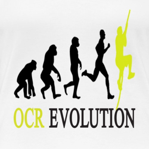OCR Evolution - Frauen Premium T-Shirt