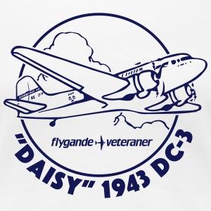 Daisy Clouds 1 - Premium-T-shirt dam