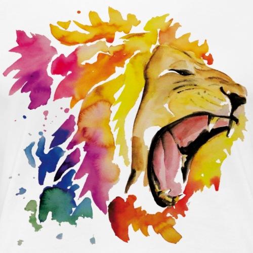 Lion King - Frauen Premium T-Shirt
