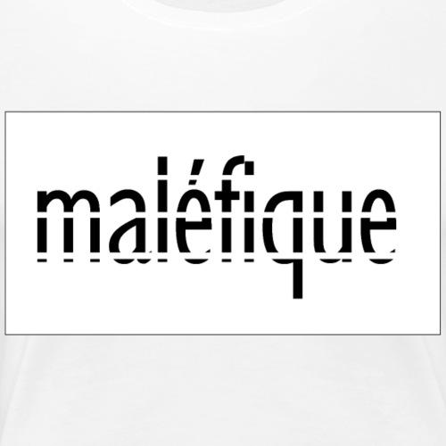 T shirt  Maléfique  - T-shirt Premium Femme