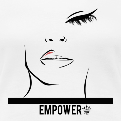 Empower - Frauen Premium T-Shirt