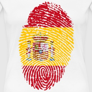SPANJE 4 EVER COLLECTION - Vrouwen Premium T-shirt
