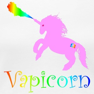 Vapicorn - Women's Premium T-Shirt