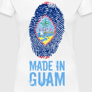 Made In Guam / Guåhån - Frauen Premium T-Shirt