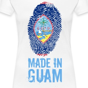 Made In Guam / guahan - Women's Premium T-Shirt