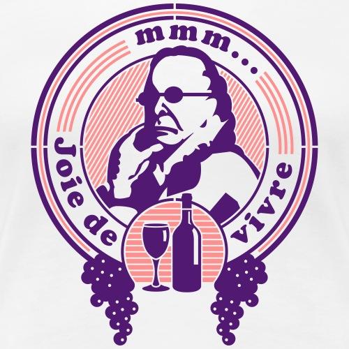 Joie de Vivre - Women's Premium T-Shirt