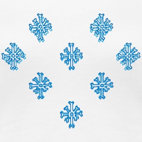 Winter Love - Maglietta Premium da donna