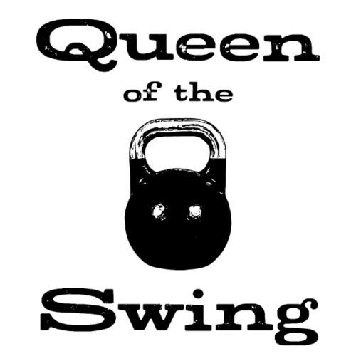 Queen of the Swing - Frauen Premium T-Shirt