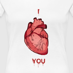 I Heart You - Women's Premium T-Shirt