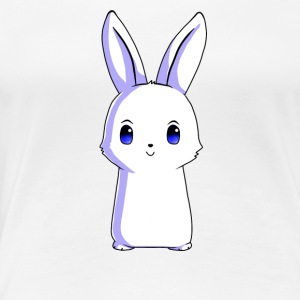 Cool Bunny - Women's Premium T-Shirt