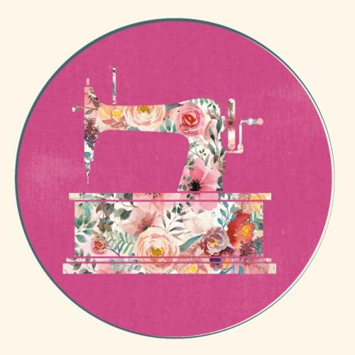 Vintage Sewing Machine - Camiseta premium mujer