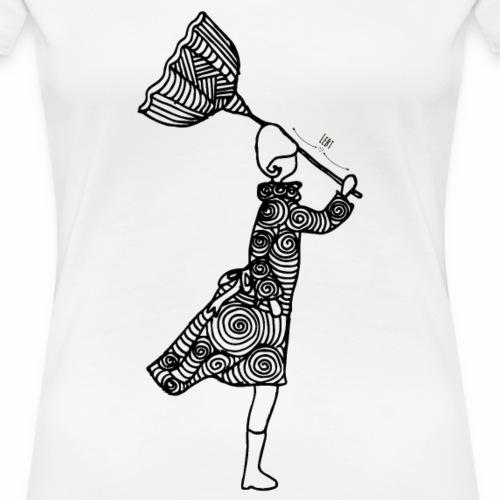 Mary Poppins - Frauen Premium T-Shirt