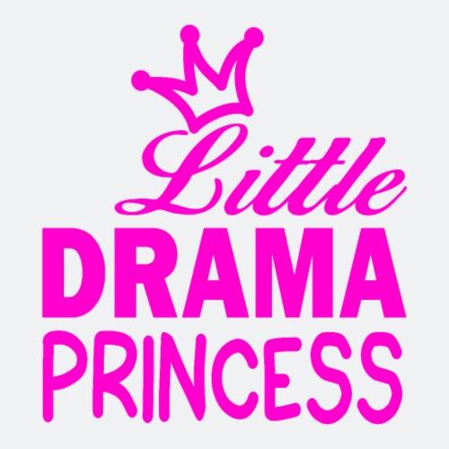 Little DRAMA PRINCESS - Frauen Premium T-Shirt
