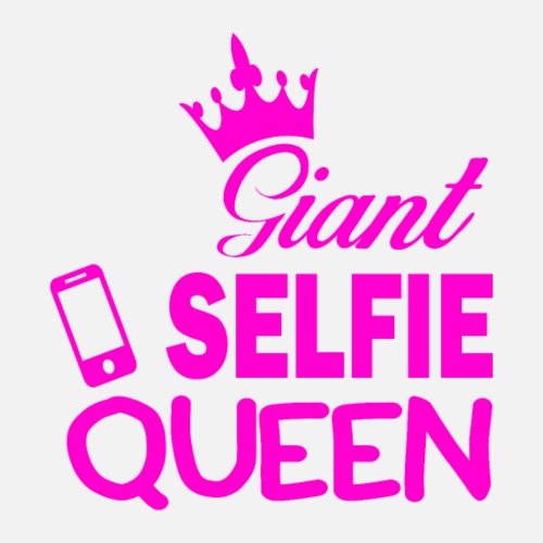 Giant SELFxx QUEEN - Frauen Premium T-Shirt