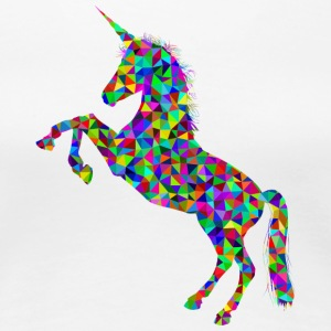 Fashion Unicorn - Dame premium T-shirt