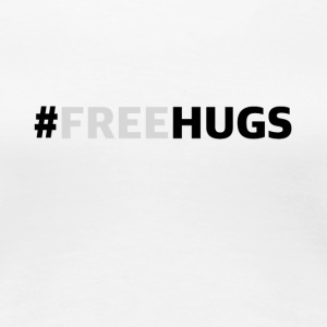 freehugs - Dame premium T-shirt