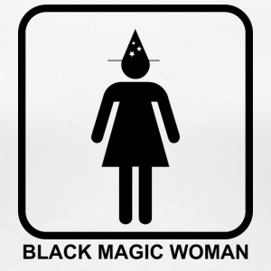 Black Magic Woman - Maglietta Premium da donna