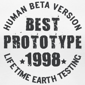 1998 - The birth year of legendary prototypes - Women's Premium T-Shirt