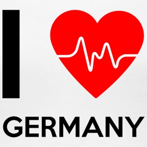I Love Germany - I Love Germany - Women's Premium T-Shirt